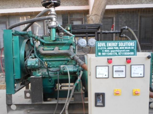 development of biogas conversion kit for diesel engine rutag iit delhi. Black Bedroom Furniture Sets. Home Design Ideas